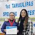 Sarahi Peralta Martínez, a la Fase Estatal en la prueba Spelling