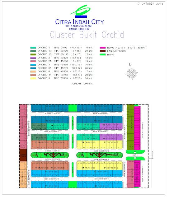 siteplan-bukit-orchid-citra-indah-city