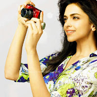 Deepika padukone for camera ads