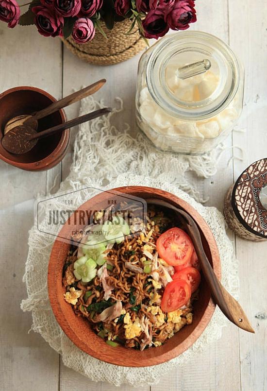 Resep Bakmi Goreng Jawa Spesial