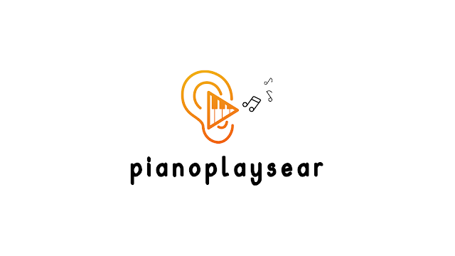 logo professeur de piano - pianoplaysear