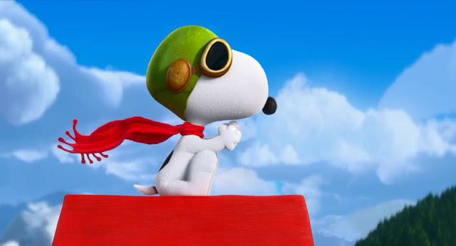 Khayalan Snoopy
