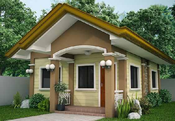 Bentuk Rumah Sederhana Ukuran 6x9