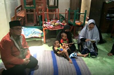 Temuai Keluarga Almarhum Siyono, Ketua PP Muhammadiyah Ini Menangis