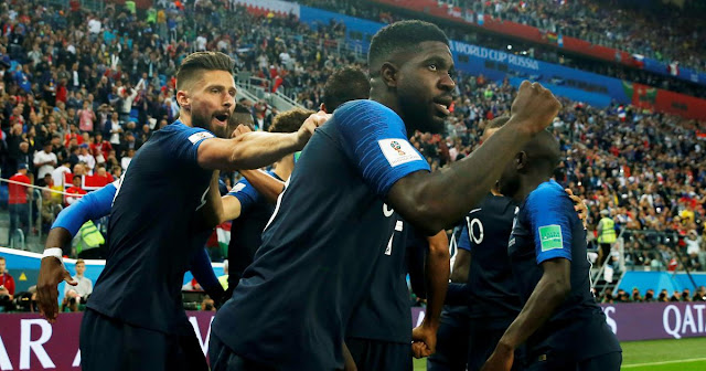 FIFA World Cup 2018: France 1 - 0 Belgium | France Into Finals After Long Time And Struggle