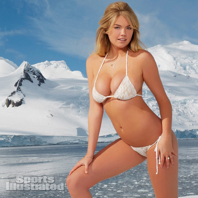 Camille Kostek Publishes Pictures Of Her Si Swimsuit Shoot: Hot Blog Post: Kate Upton 2013 Sports Illustrated Swimsuit