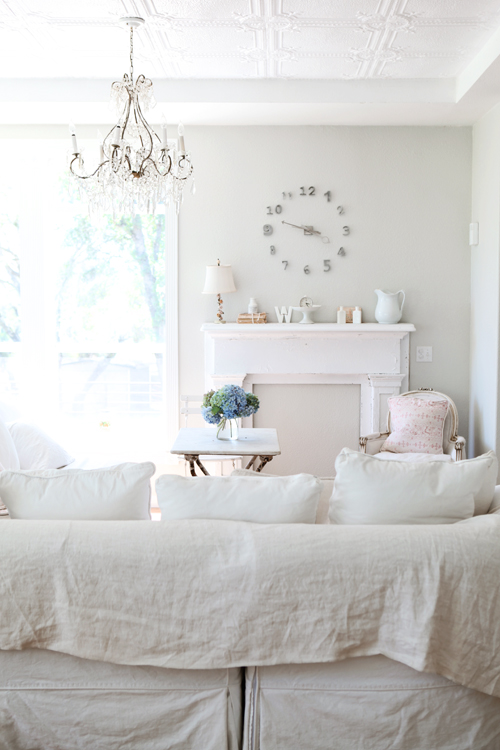 Fantastic Dreamy Whites The Paint Color And Formula For My Living Interior Design Ideas Tzicisoteloinfo