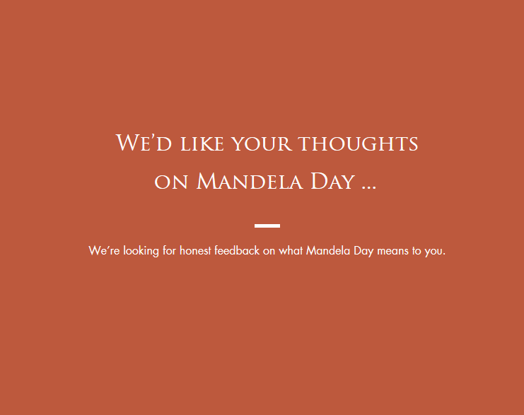 significant social change made by nelson mandela Achievements catalyst for change  nelson mandela nelson mandela was born as rolihlahla  mandela won the nobel peace prize for the impact he made on the world.