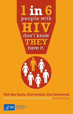 Poster hiv aids yang baik