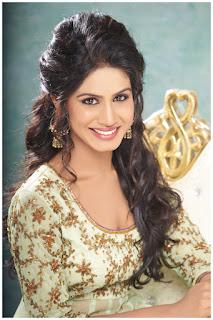 Satvi Lingala in a Deep neck Plunging Neckline Ghagra Choli and Short Shirts beautiful Portfolio Pics