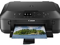 Canon PIXMA MG5540 Drivers Free Download