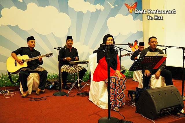 TRADITIONAL GHAZAL BAND adds harmony to the evening