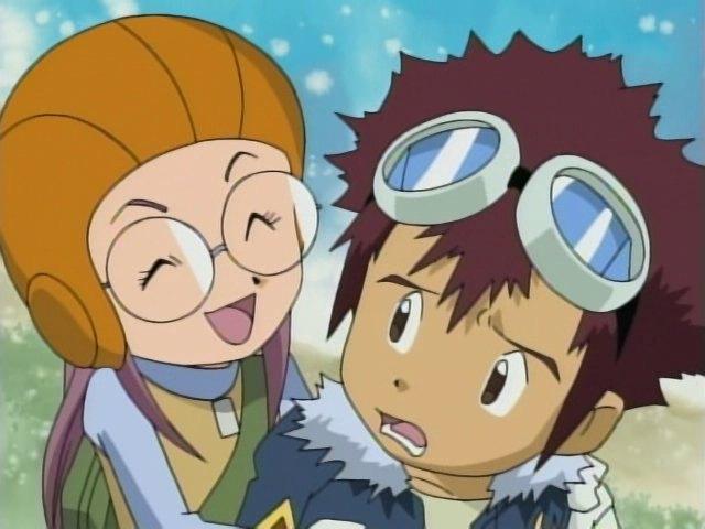Digimon cartone animato porno