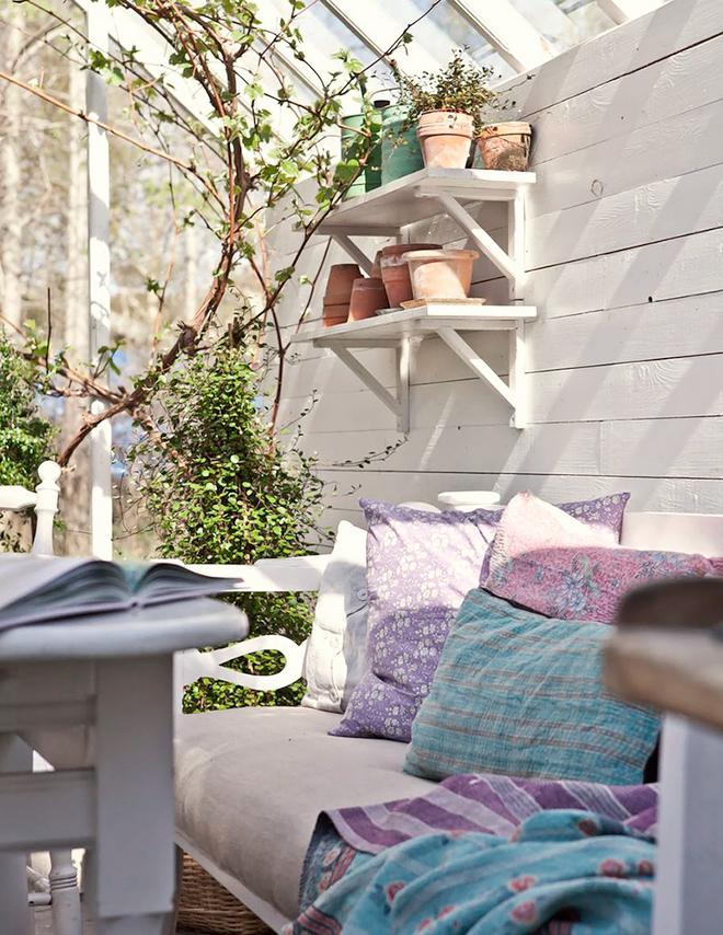 Harmony and design un invernadero en casa - Invernaderos para casa ...