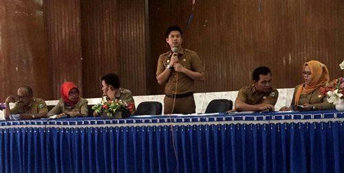 Perizinan Padangpariaman Gandeng Kecamatan Urus Gratis Sehari Jadi