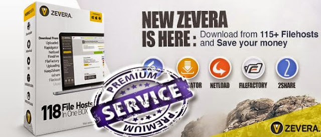 Zevera Premium Account 2015 Free
