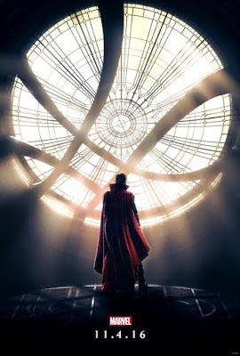 primer poster Doctor Strange