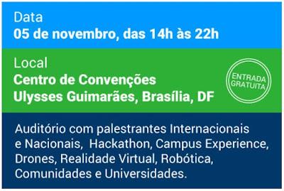Campus Day - Edição Brasília