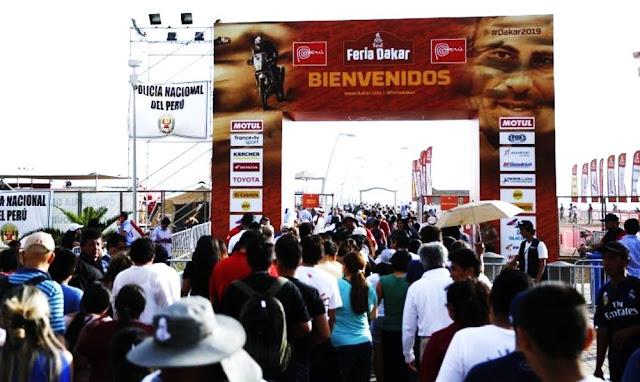 Impacto económico del Rally Dakar 2019, será de 60 millones de dólares.
