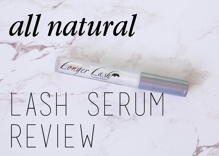 Green esthetics Longer Lash serum without Prostaglandin review