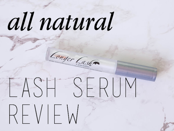 Beauty: Longer Lash serum without prostaglandin review