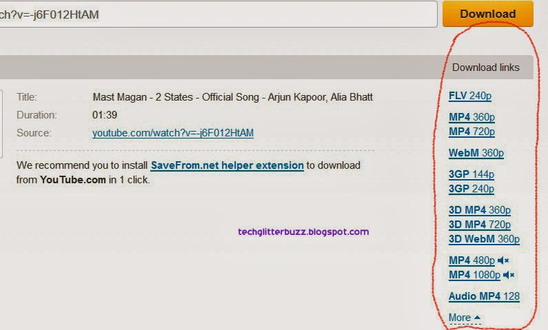Download youtube videos mp4 360p