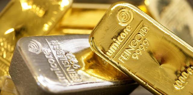 Oro, plata y sistema monetario en economia