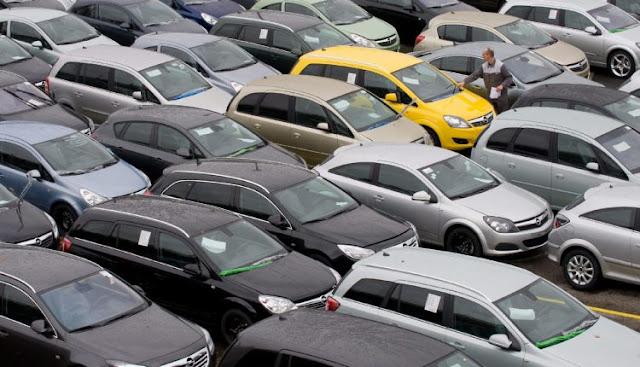 Αγοράζουν μεταχειρισμένα αυτοκίνητα με 650 ευρώ και τα πουλάνε 7.990 ευρώ!!!