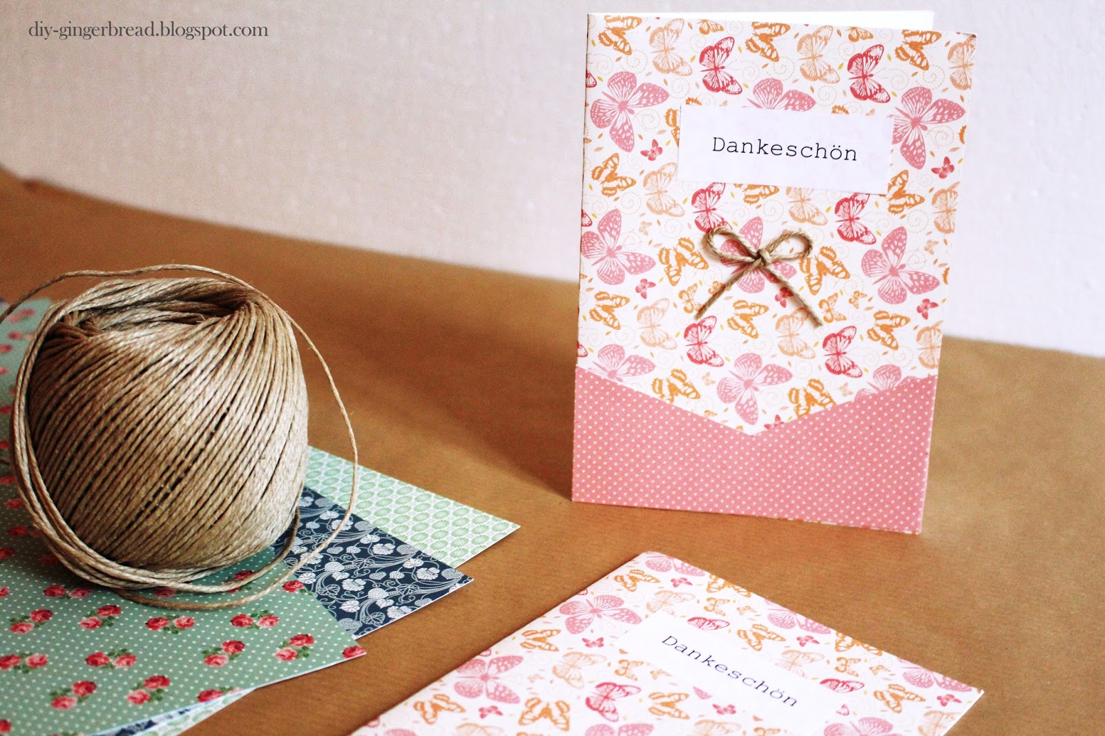make your own cards - Make Your Own Thank You Cards