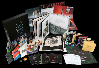 Steve Hillage's Searching For The Spark box set