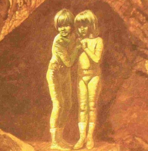 The Green Children of Woolpit - misteri anak hijau