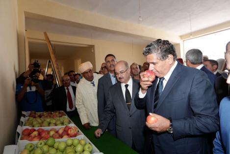 رصد حوالي مليار درهم لمشاريع تندرج ضمن مخطط المغرب الأخضر بتنغير