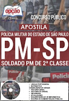 Apostila Concurso PM-SP 2017 Soldado PM