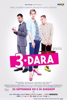 Download Film 3 (Tiga) Dara (2015) Full Movie Mp4