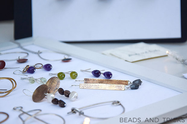 Orecchini Beads and Tricks Natale