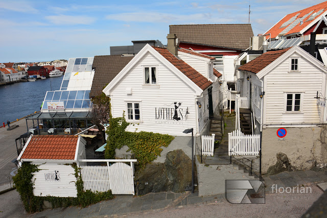 Marina i restauracje w Haugesund. Atrakcje Haugesund i regionu Rogaland