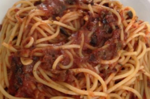 Espaguetti A La Puttanesca
