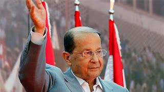 Mantan Panglima Militer Michel Aoun