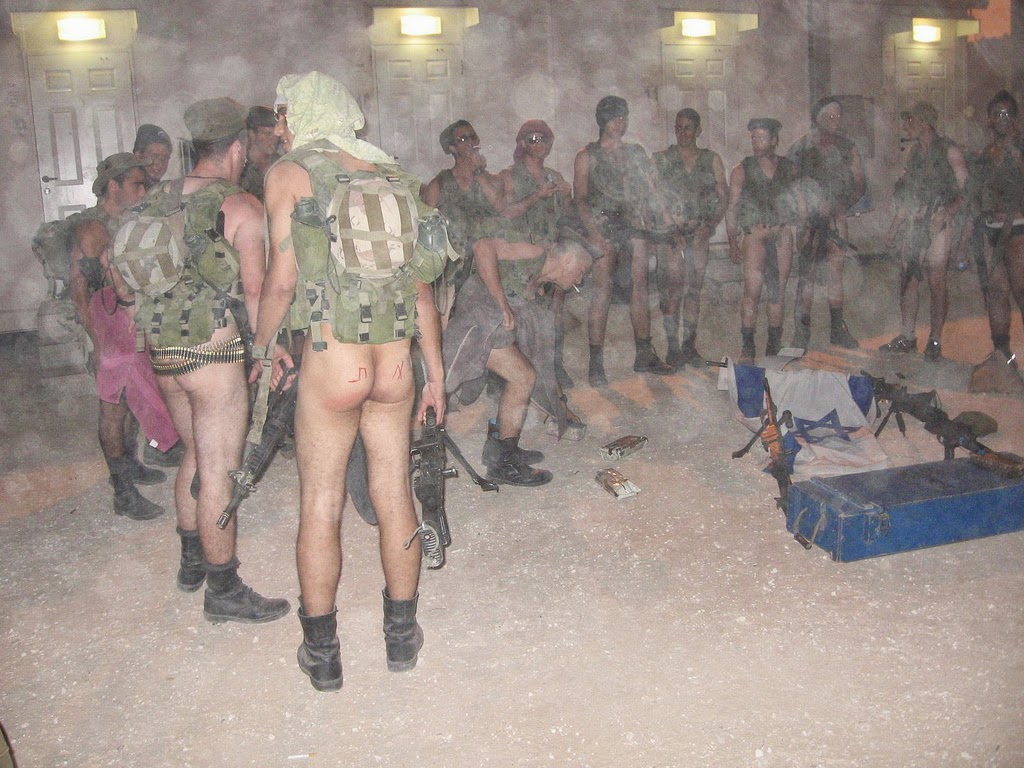 Consider, Girl military nude israeli army think