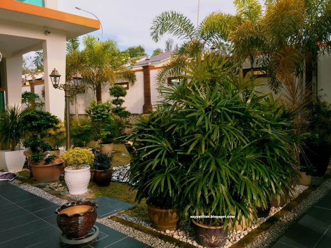 Landskap Halaman Rumah Dekorasi Laman Azyyati Liah