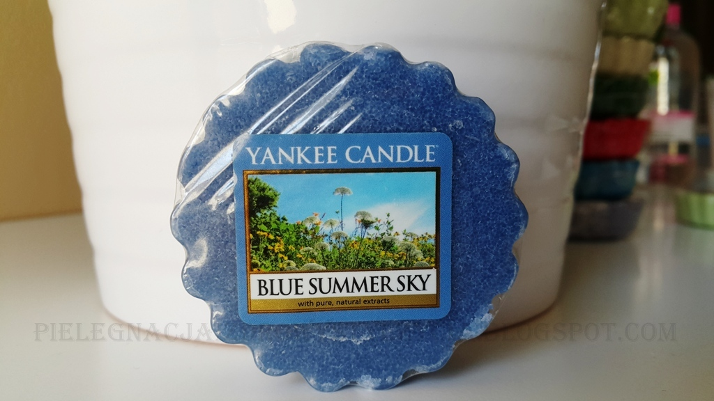 Blue Summer Sky Yankee Candle