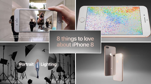 شاهد بالفيديو ٨ اشياء ستعشقها في ايفون ٨ iPhone 8 features