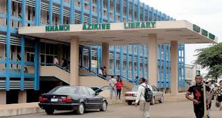 Nnamdi Azikiwe University, Awka