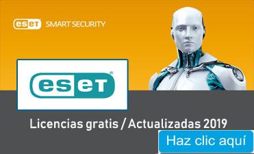 Licencias Eset