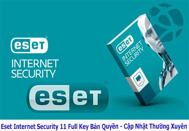 Eset Internet Security 12 Full Key Bản Quyền - Cập Nhật Thường Xuyên