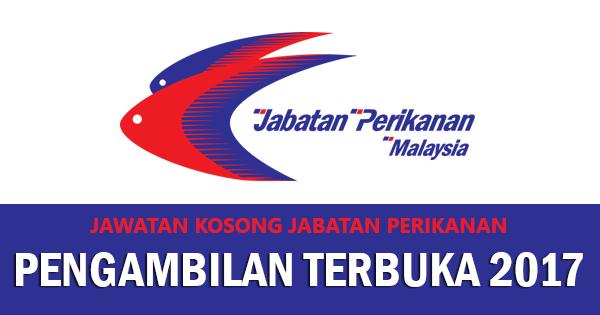 Jawatan Kosong di Jabatan Perikanan Malaysia