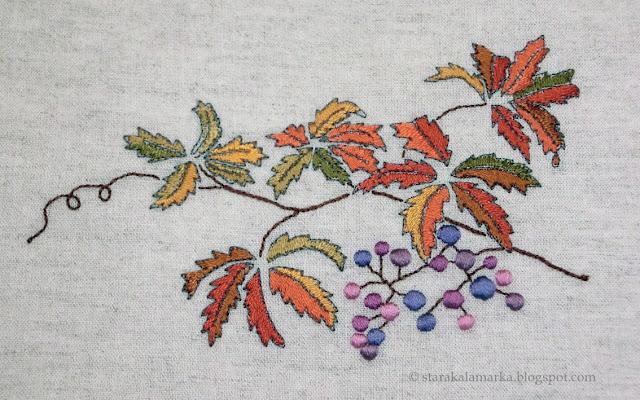 Floral Embroidery, Kazue Sakurai, японская вышивка, вышивка по японским книгам
