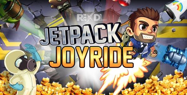 تحميل Jetpack Joyride مهكرة اخر اصدار 2018