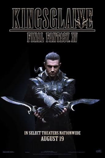 Film Kingsglaive: Final Fantasy XV (2016)