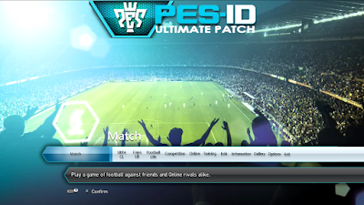 PES 2013 PES-ID Ultimate Patch v6.0 AIO Season 2018/2019